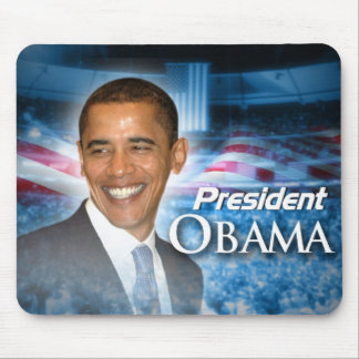 President Obama Keepsake Mouse Pad