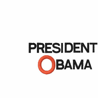 PRESIDENT OBAMA LONG SLEEVES X-MAX SHIRT