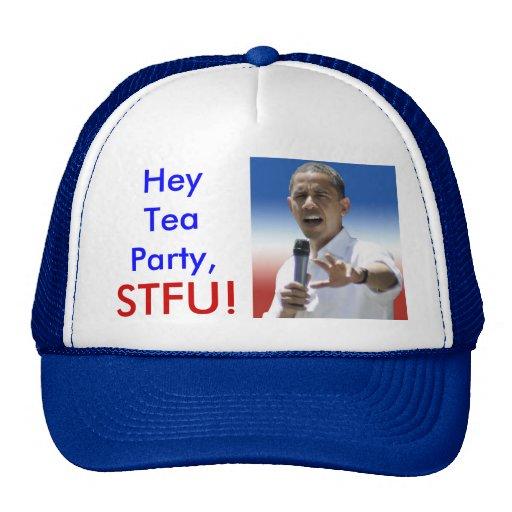 President Obama Mesh Hats