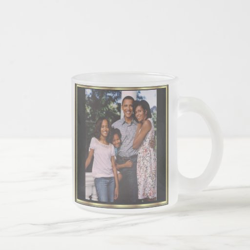 President Obama Photo Collectibles Coffee Mugs