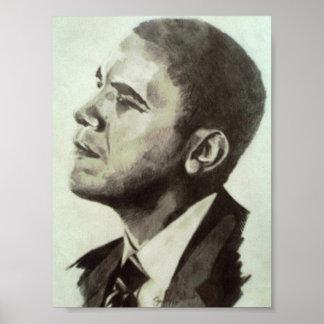 President Obama Print