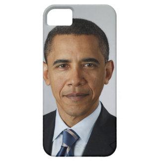 President Obama Presidential Portrait iPhone SE/5/5s Case