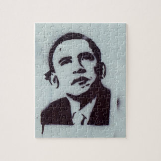 President Obama Jigsaw Puzzle