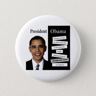 President Obama Quote Button