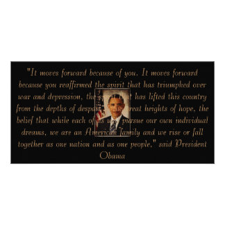 President Obama- Reelected Nov. 6, 2012 Photo Card