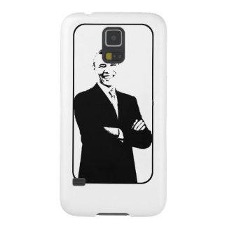 President Obama Stencil Galaxy S5 Covers