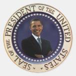 President Obama Sticker