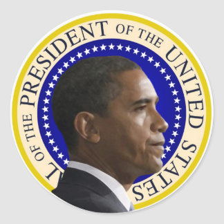 President Obama Stickers