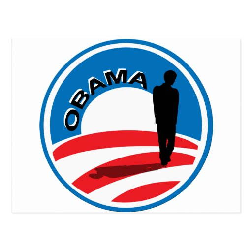 President Obama T-Shirts and Buttons Postcard