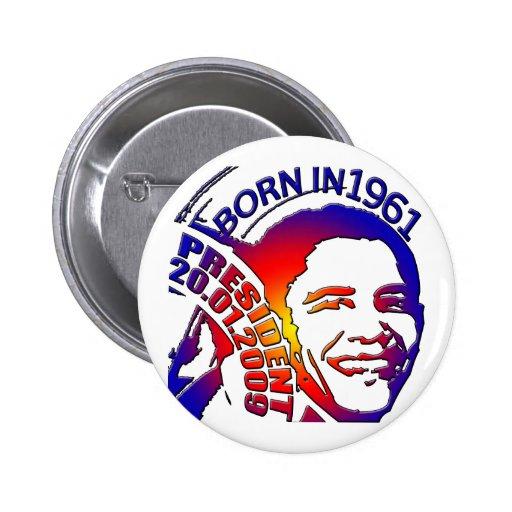 President Obama T-Shirts! Button