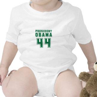 PRESIDENT-OBAMA BABY BODYSUITS