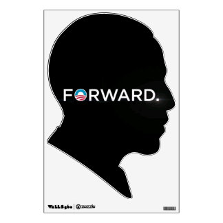 President Obama Wall Decal