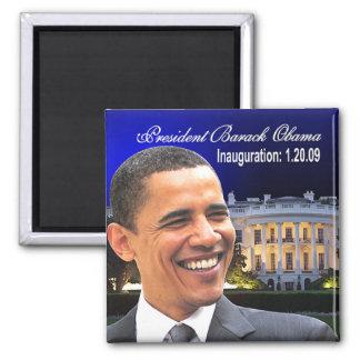 President Obama White House Magnet