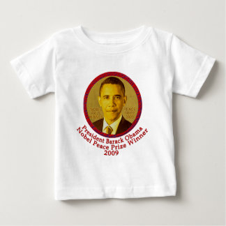 President Obama wins Nobel Peace Prize Tees