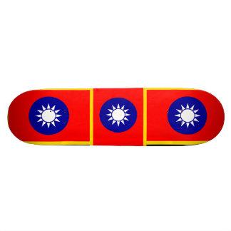 President of China Skate Board Deck
