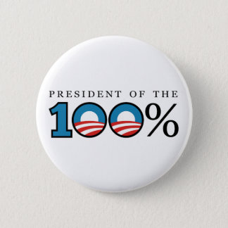 President of the 100 Percent Button