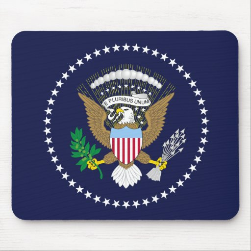 President Of The United States Of America, United Mouse Pad