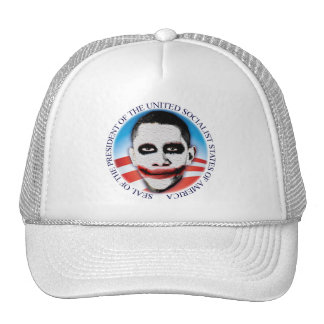 President of the USSA Mesh Hats