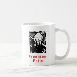 President Palin Coffee Mug