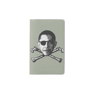 President=Pirate Pocket Moleskine Notebook