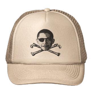 President=Pirate Trucker Hat