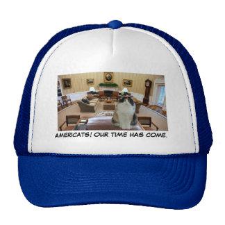 President Puma in Oval Office Trucker Hat