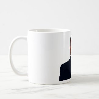 President Reagan mug