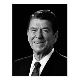 President Reagan Postcard