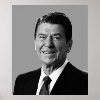 President Reagan Posters