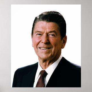 President Reagan Print