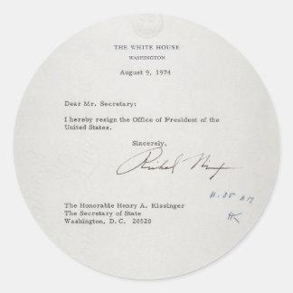 Nixon Resignation Letter Reddit Gifts On Zazzle