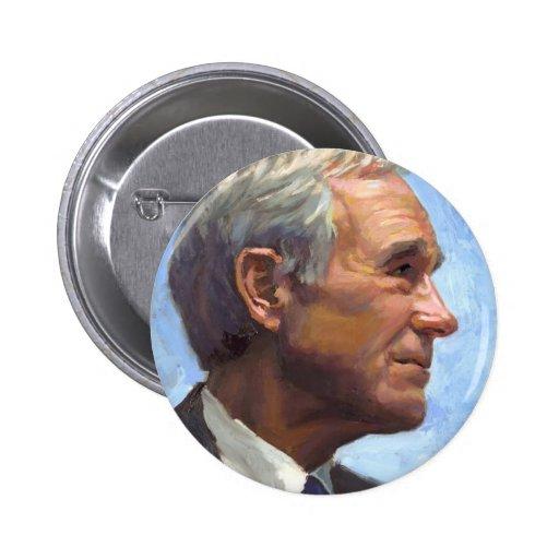 President Ron Paul 2 Inch Round Button