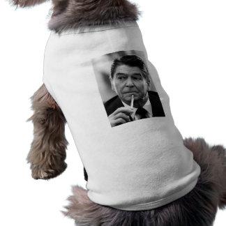 President Ronald Reagan Pet T-shirt