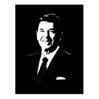 President Ronald Reagan Postcard