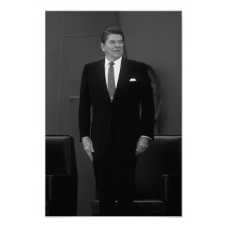 President Ronald Reagan Print