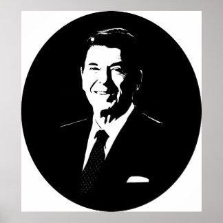 President Ronald Reagan Posters