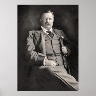 President Roosevelt Poster