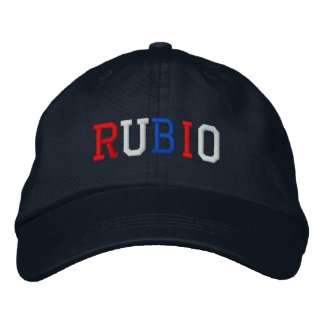 President Rubio 2016 Red White Blue Patriotic Hat