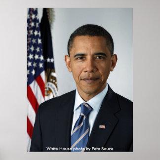 President s Day Poster Barak Obama