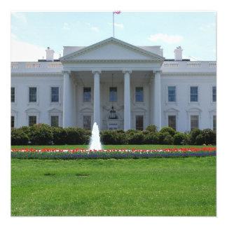 President s House Custom Announcements