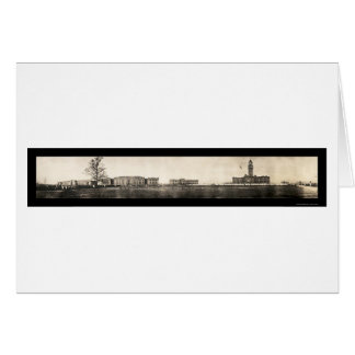 President Taft Naval Photo 1911 Card