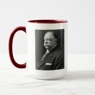 President Taft Portrait & Fact Mug