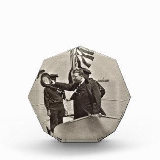 President Teddy Roosevelt on Algonquin Bull Moose Award