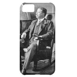 President Teddy Roosevelt Vintage White House iPhone 5C Case