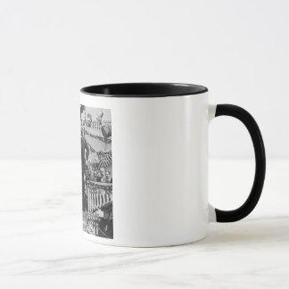 President Theodore Roosevelt in Wyoming Mug