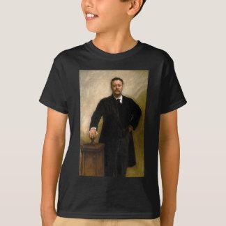 President Theodore Roosevelt John Singer Sargent T-Shirt