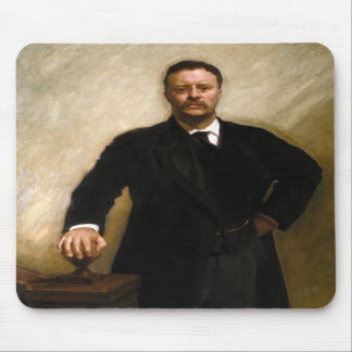 President Theodore Roosevelt Mouse Pads