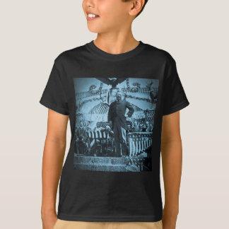 President Theodore Roosevelt Speaking in Wyoming T-Shirt