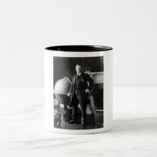 President Theodore Roosevelt Two-Tone Coffee Mug