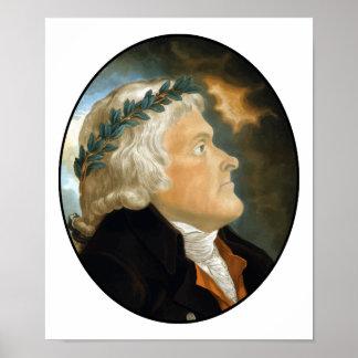 President Thomas Jefferson Posters